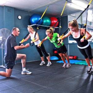 4. Antrenament personalizat de grup