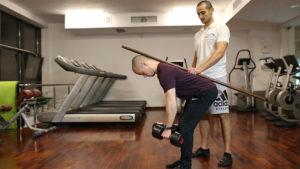 Forma corectă – elementul cheie din orice antrenament fizic